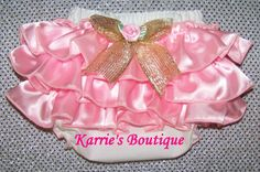 Items similar to Ruffle Diaper Cover / Bloomer / Pink Satin Ruffles / Newborn / Infant / Baby / Girl / Toddler / Birthday / Custom Boutique Clothing on Etsy Ruffle Diaper Covers, Ruffle Bloomers, Pink Satin, Grandkids, Boutique, Future, Trending Outfits, Unique Jewelry, Handmade Gifts