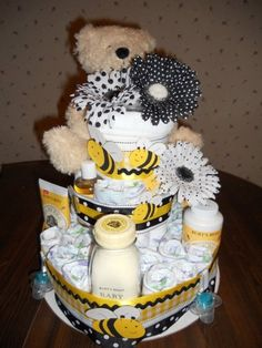 Mommy to Bee Baby Shower | Occasions Magazine