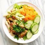 Lemongrass Chicken Bahn Mi Salad on goop.com. http://goop.com/recipes/lemongrass-chicken-bahn-mi-salad/