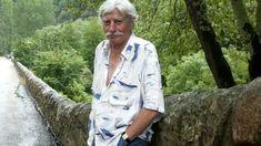 Jean Ferrat, en Ardèche Jean Ferrat, Jeans, Kimono Top, Portraits, Tops, Women, Fashion, Old Age, Music