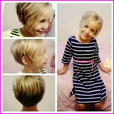 Pixie Haircuts for Little Girls - Short Pixie Cuts