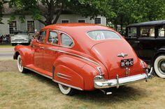 1941 Buick Century 4 door