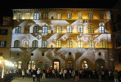 Exterior Lighting   Gucci Museum, Florence