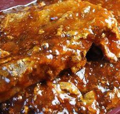 Best Ever BBQ Pork Steaks in the Slow Cooker Recipe Only 3 Ingredients Pork Steaks, Bbq Pork, 3 Ingredients, Meatloaf, Slow Cooker Recipes, Chicken, Food, Recipes, Essen