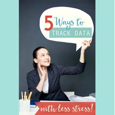 Don't you love taking data? Wait, you don't? Neither do I. SLPs face many struggles when it comes to this. Here are 5 ways to track data with less stress.