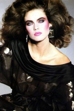 40 Epic Examples of Epic '80s Makeup