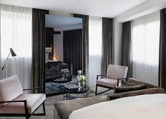 Two designers combine for first five-star hotel in Eastern Paris,  Hotel Paris Bastille Boutet