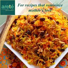 Nothing beats home cooked food.. especially if it's a royal meal.  #Arete #BasmatiRice