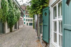 Untere Heugasse   Basel Spalenberg