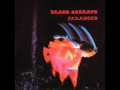 """Paranoid"", Black Sabbath (lyrics included)  //  **Great piece, 1970...you can hear the transition from the '60s style Rock to Punk Rock--the hard beat, the base..."
