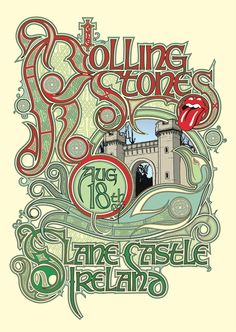 Music Poster Retro The Doors 38 Ideas Rolling Stones Logo, Rolling Stones Concert, Poster Retro, Vintage Concert Posters, Posters Vintage, Gig Poster, Tour Posters, Band Posters, Concert Rock