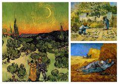 Vincent Van Gogh Collection XXXVIII (Couple)