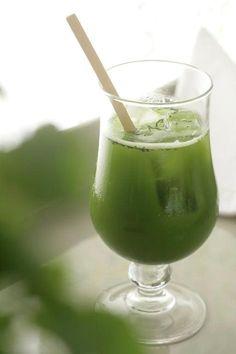 Green Tea Boost from Perch's Tearoom