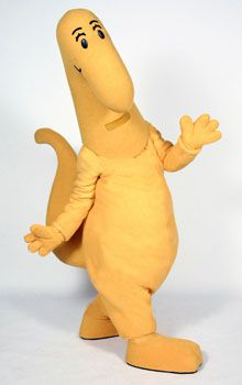 Danny and the Dinosaur Promotional Costume for schools, libraries, and bookstores. Plus links to FREE Children's Activity Sheets. Fancy Costumes, Carnival Costumes, Dinosaur Classroom, Dinosaurs Series, Dinosaur Costume, Homemade Costumes, Activity Sheets, And So The Adventure Begins, Character Costumes