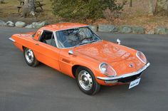 The Mazda Cosmo 110S was the first rotary-engined car to roll out of the Japanese marque's factory, it was dressed in a jet-age inspired body and in its one race outing it landed a hard fought 4th place after belting around the Nurburgring for 84 hours. Each Cosmo was built by hand between 1967 and...