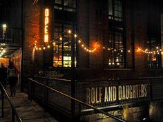 Nashville's Top 10 Best Restaurants - Nashville Lifestyles. Rolf and Daughters
