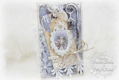 My Little Craft Things: Frilly and Funkie - Let There Be Light! Christmas 2015, Xmas, Christmas Ideas, Be Light, Beautiful Christmas Cards, Mothers Day Cards, Vintage Cards, Craft Things, Cool Designs