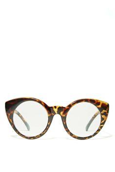 Cat Call Glasses