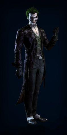 Joker from Arkham Origins