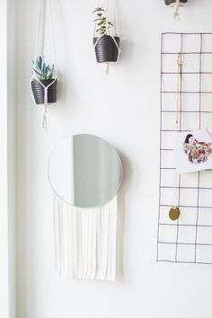 Organise your hallway with this gorgeous DIY Mirror Letter Holder. You'll post will be tidy and where you left it thanks to @sugru . For more project ideas sign up to the Sugru newsletter here and get 10% off.