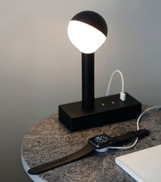 12 Bedside Table Lamps To Dress Up Your Bedroom | Bedrooms, Lights ...