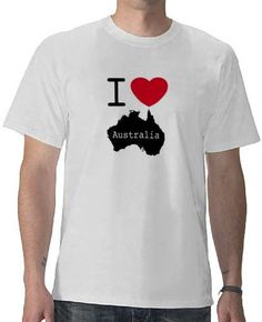 #Zazzle                   #love                     #love #Australia #Shirts #from #Zazzle.com          I love Australia Tee Shirts from Zazzle.com                                   http://www.seapai.com/product.aspx?PID=1455714