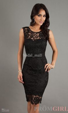 199d858366d7 lady-s-black-dress-jewel-off-shoulder-knee.