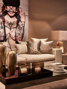 Belgium / ANtwerp / Show Room / Living Room / Avalon / Frank Dursthoff / Eric Kuster / Metropolitan Luxury
