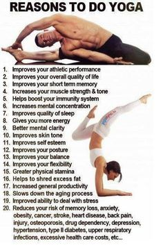 Reasons you should do #Yoga #SoulandYoga