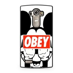 Mickey Obey Style LG G4 case