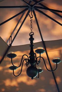 Make your own DIY Solar Chandelier: Check out Kat's awesome gazebo ...:Make your own DIY Solar Chandelier: Check out Kat's awesome gazebo  lights--curbside & craigslist treasure! | Decorating ideas | Pinterest |  Lighting, ...,Lighting