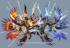 DuelMasters7 by TakayamaToshiaki.deviantart.com
