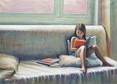 Cinzia Bevilacqua - Leitura