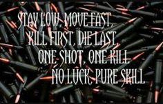 Kill first die last
