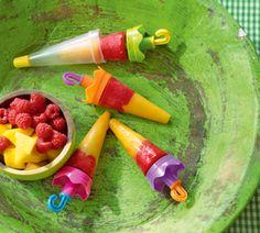 Zelf vruchtenijsjes maken - Recept - Jumbo Supermarkten