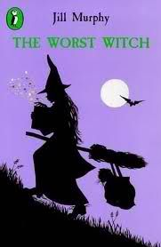 The Worst Witch by Jill Murphy reviewed by Katie Fitzgerald @ storytimesecrets.blogspot.com