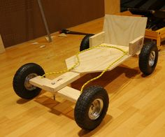 Go Cart for Siena (instructable)