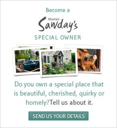 Discover more reasons to join Sawday's...