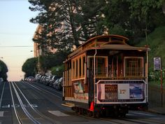 Sunrise Cable Car by T. Malachi Dunworth  on 500px