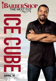 Watch Barbershop: The Next Cut Streaming Barber Shop 2, Sean Patrick Thomas, Michael Rainey, Troy Garity, Cedric The Entertainer, Regina Hall, Anthony Anderson, New Movie Posters, Posters