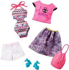 https://flic.kr/p/B5Zpsc | 2015 Barbie Fashion Pack DHB42 | Found this fashion pack at Walmart yesterday.  (Mattel Stock Photo)