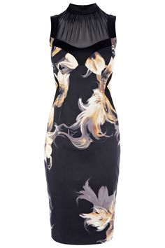 Купить Платье Karen Millen DR164BLAMUL BLAMUL со скидкой в интернет-магазине kupivip.ru - распродажа