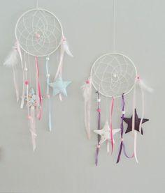 Votre petite Léa va faire de jolis rêves avec ces attrapes-rêves apaisants !