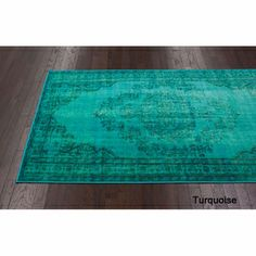 nuLOOM Vintage Inspired Overdyed Rug (5' x 8') | Overstock.com Shopping - The Best Deals on 5x8 - 6x9 Rugs