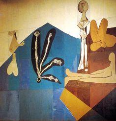 Picasso: La chute d'Icare (1968)