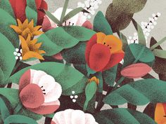Dribbble - Clearing the Air by Jeannie Phan
