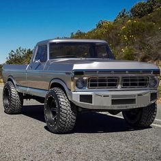Mind-blowing thing - browse our short article for much more good ideas! - Pick Up - Auto Custom Pickup Trucks, Classic Pickup Trucks, Old Pickup Trucks, Lifted Ford Trucks, Chevy Trucks, Lowered Trucks, Rat Rods, Toyota Hilux, 79 Ford Truck
