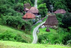 Oldest village in Romania Turism Romania, Visit Romania, History Of Romania, Magical Home, Top Destinations, Matcha, Gazebo, Medieval, Places To Visit