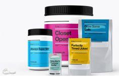 Pillen voor pillen in de First World Problem Store - Poz&Proud