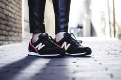 New Balance 996 black. http://www.pro-shoes.nl/new-balance/996 #sneakers #sneakergirl #sneakerfreak #NB